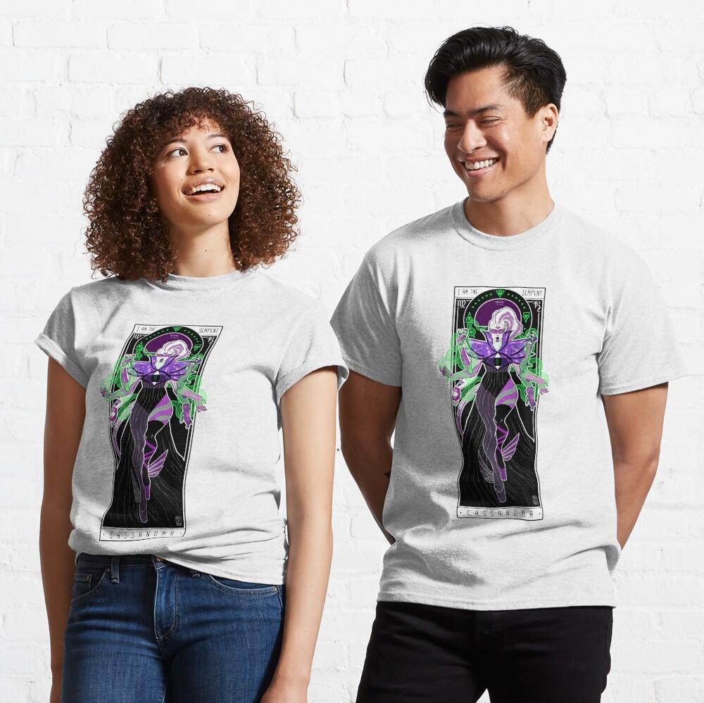 Cassandra - I Am The Serpent Classic T-Shirt
