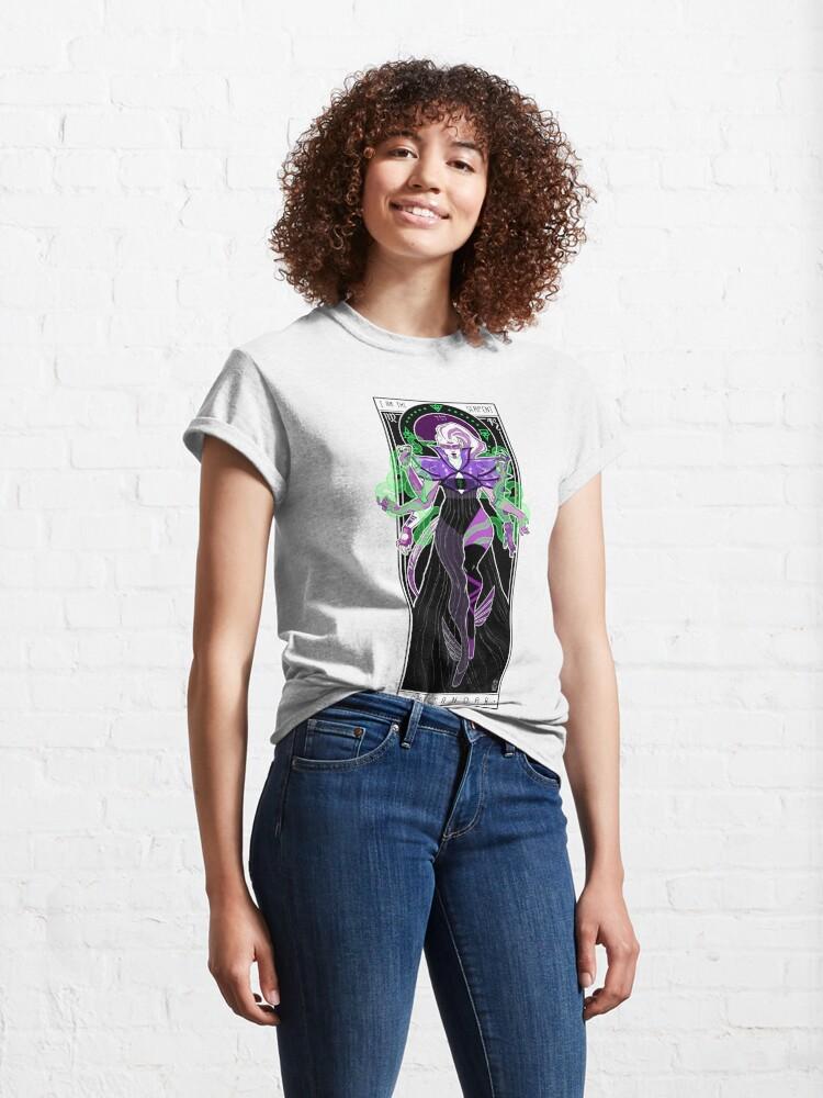 Alternate view of Cassandra - I Am The Serpent Classic T-Shirt