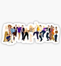Mama Mia Here We Go Again transparent background Sticker