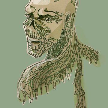 Swampy by kirshark