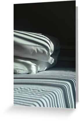 The Hospital Bed Sheets.  by Elizabeth Rodriguez