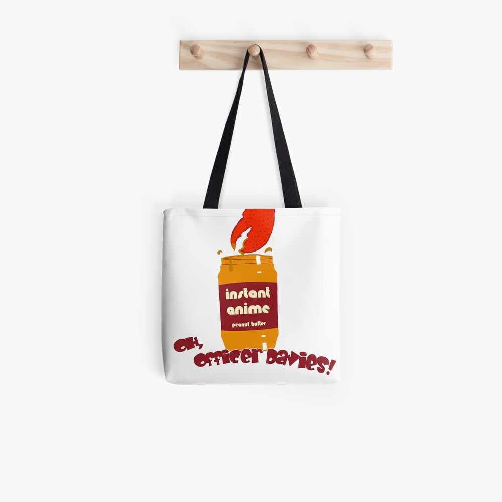 Scoop it out with your claw hand! Tote Bag