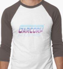 DOLLOP - GARCORP Men's Baseball ¾ T-Shirt