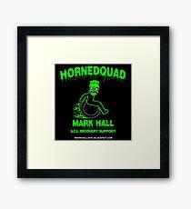 HORNEDQUAD 6 (Frankie) Framed Print
