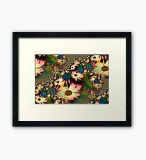 Grandmother's Apron Framed Print