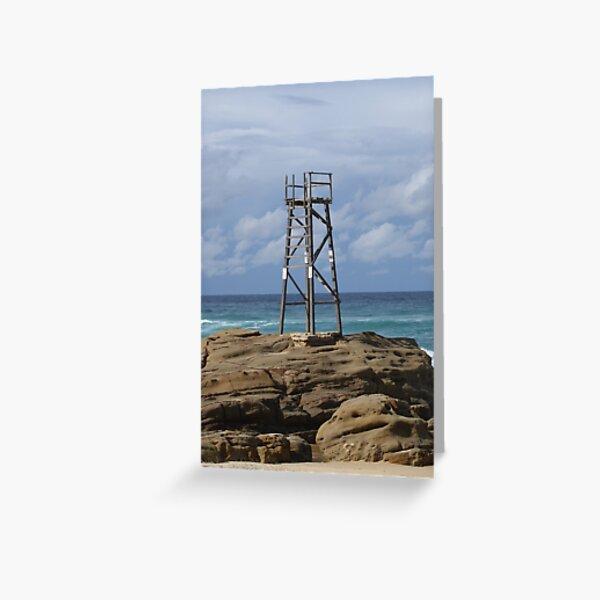 Redhead Beach Greeting Card