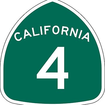 California State Route 4 by PZAndrews