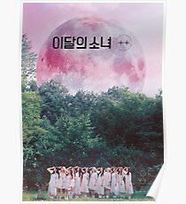 finally introducing: loona / 이달의 Poster