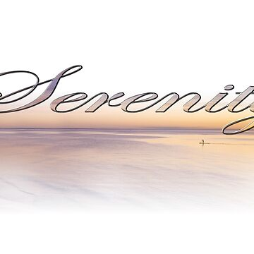 Serenity II on white by RayW