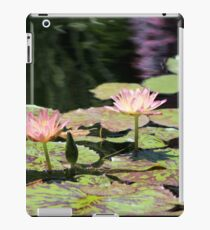 Painted Waters - Lilypond iPad Case/Skin