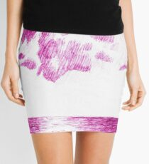 Paestum Sunset Mini Skirt