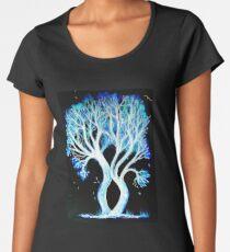 Blue Trees Women's Premium T-Shirt