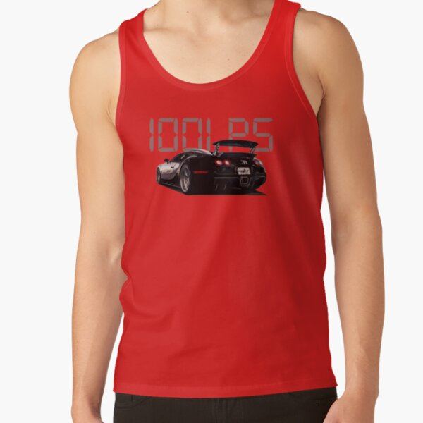 Shift Shirts A Grand - Veyron Inspired Tank Top