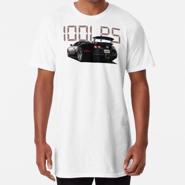 Shift Shirts A Grand - Veyron Inspired Long T-Shirt