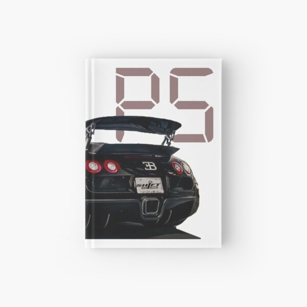 Shift Shirts A Grand - Veyron Inspired Hardcover Journal