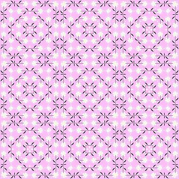 Pink flowers by fuzzyfox