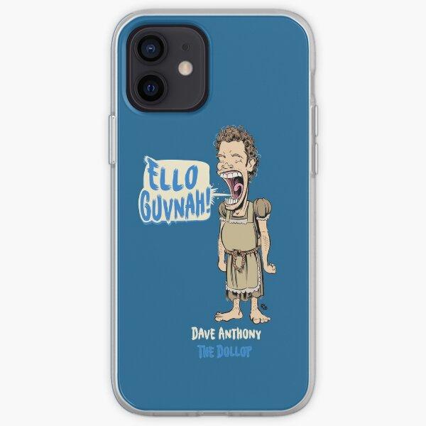 The Dollop- ELLO GUVNAH! iPhone Soft Case