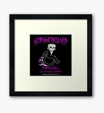 HORNEDQUAD 9 (Nosferatu) Framed Print