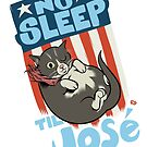 The DOLLOP- No Sleep Til José by James Fosdike