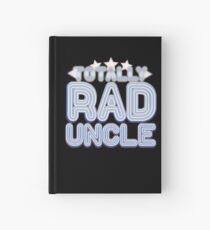 Totally Rad Uncle Comics Nerd Genius Cool Family Hardcover Journal