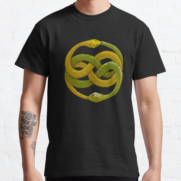 Double Ouroboros Auryn Classic T-Shirt