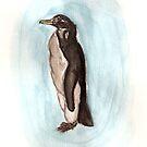 Penguin by babibell