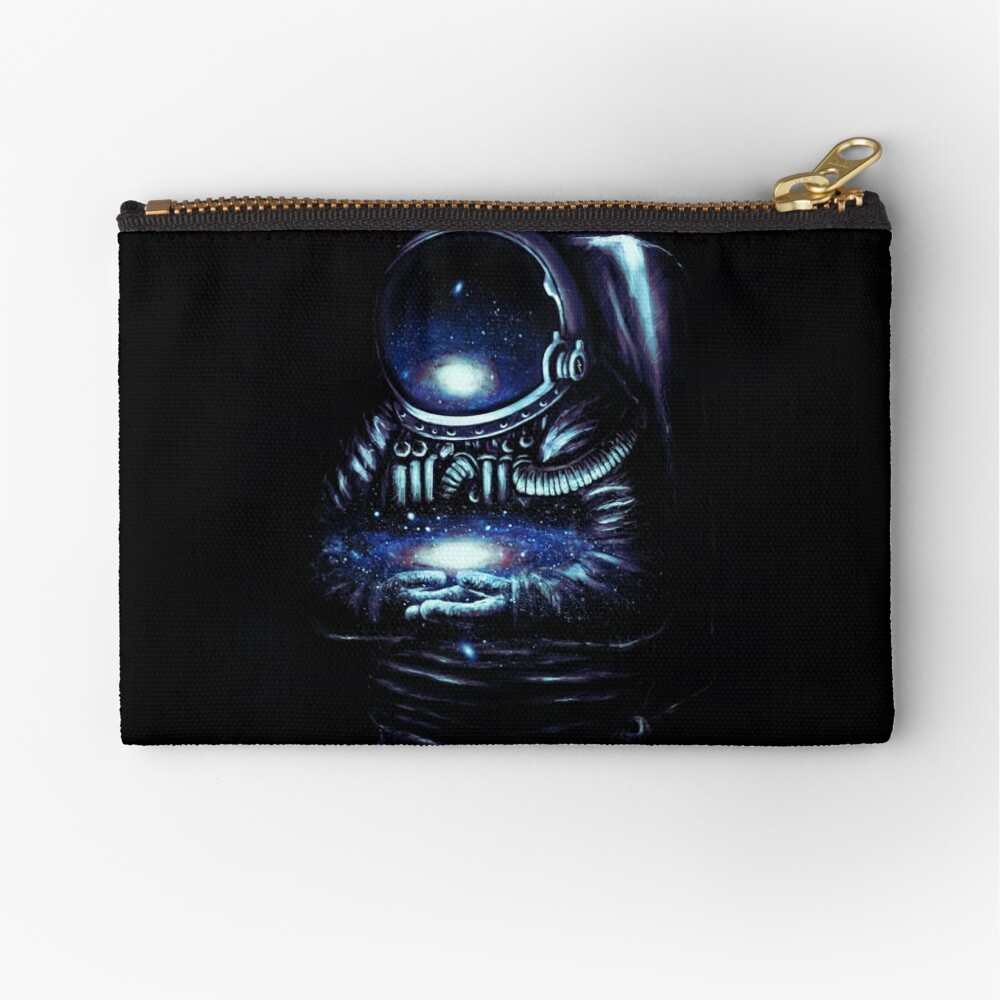 The Keeper Zipper Pouch