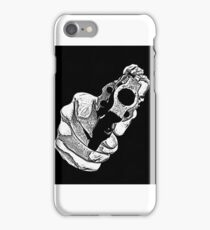 Gunman iPhone Case/Skin