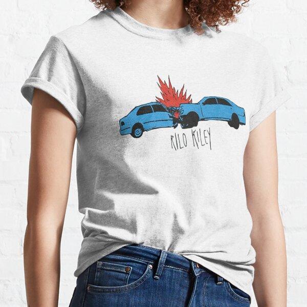 Rilo Kiley Car Crash  Classic T-Shirt
