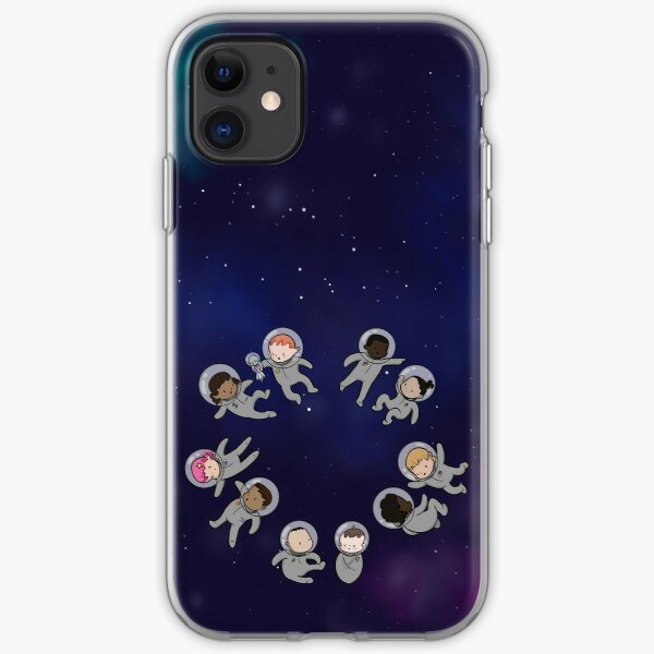 Space Baby - Baby Phone Case iPhone Soft Case