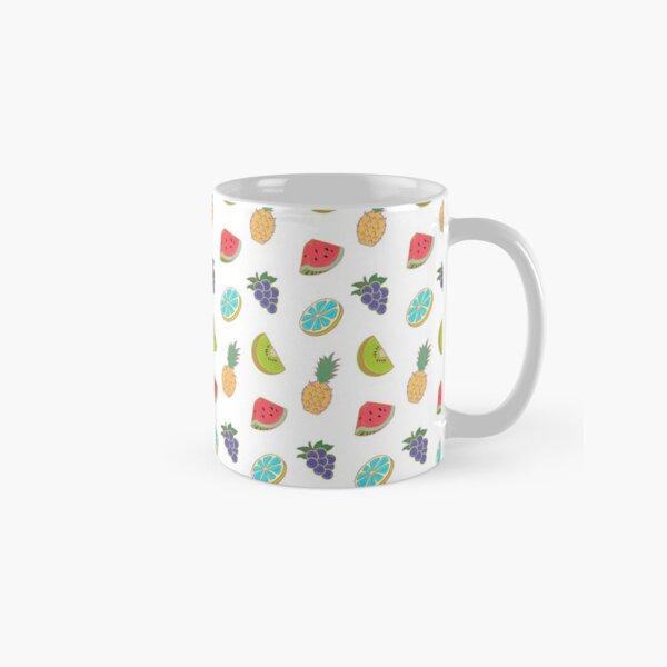 Red Flavor Fruits Classic Mug