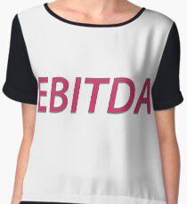 EBITDA Design Chiffon Top