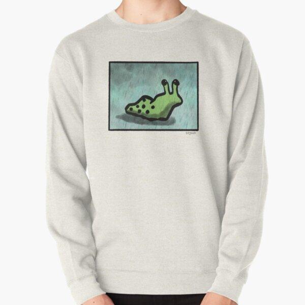 Happy Slug Pullover Sweatshirt
