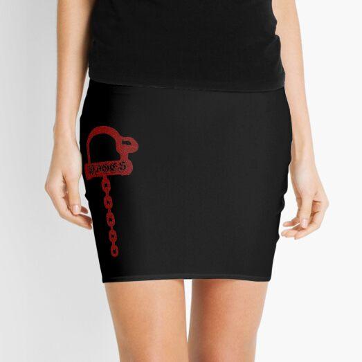 Wage Slave Mini Skirt