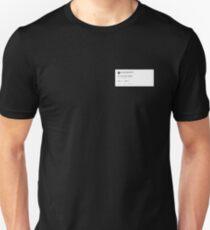 Kourtney Kardashian Tweet  Unisex T-Shirt