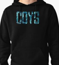 COYS * Blue Camo Edition Pullover Hoodie