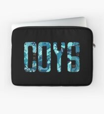 COYS * Blue Camo Edition Laptop Sleeve