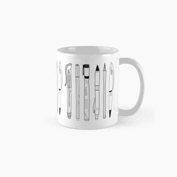 Weapons Of Mass Creation (on grey) Classic Mug