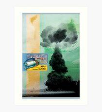 WARHEAD Art Print