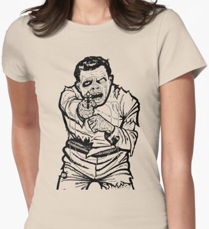 Zombie Shooting Target T-Shirt