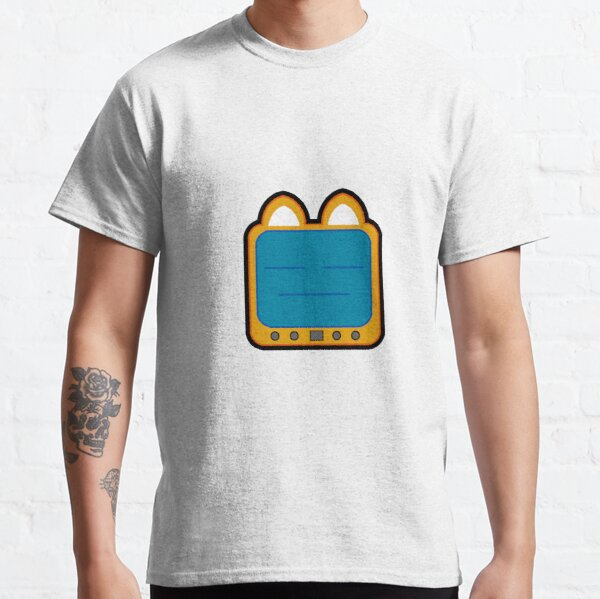 Television Kitty Lame Face Classic T-Shirt