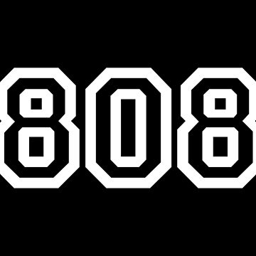 808 by forgottentongue