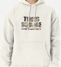 Times Square II Special Edition II Pullover Hoodie
