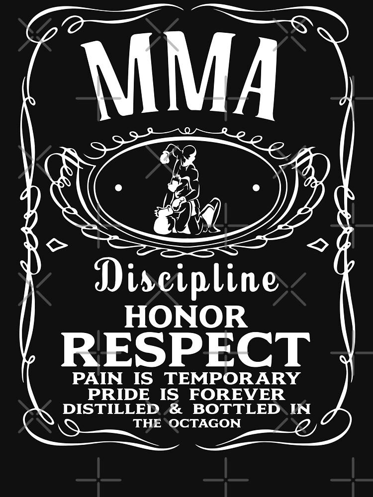 MMA by nolamaddog