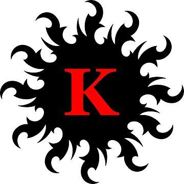 K by glowdesigns