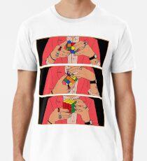 Harry Styles - Zauberwürfel Premium T-Shirt