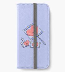 BT21 - TATA Dessert iPhone Wallet/Case/Skin