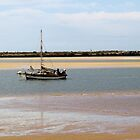 Victoria (Sailing boat in Alvor, Algarve, Portugal) by WesternExposure