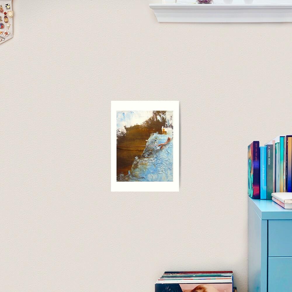 Rusty Sky II Art Print