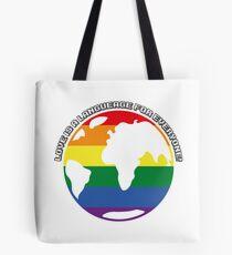 Worldwide language number 1! Tote Bag